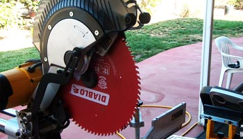 BEST 12 Inch & 10 Inch Miter Saw Blade Review [Expert Picks]