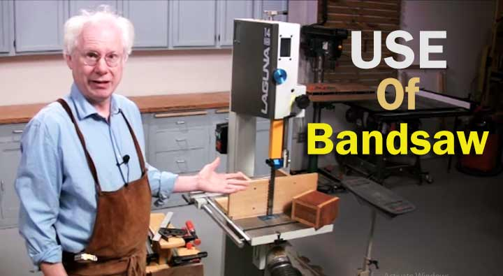 What is a Bandsaw Used for