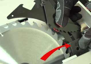 Anti Kickback Pawl Removing