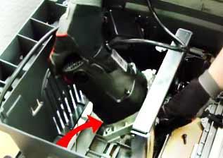 Motor Detaching