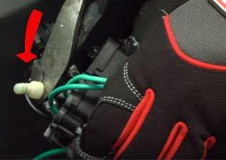 Motor Wire Cutting