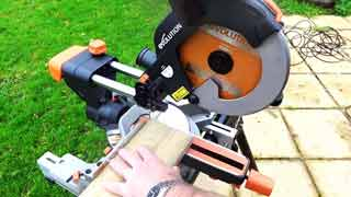 Evolution Miter Saw Review