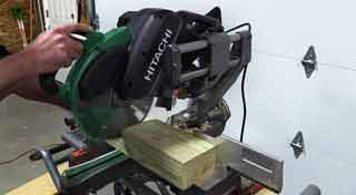 Hitachi Miter Saw Review