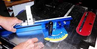 Kreg Precision Miter Gauge-System