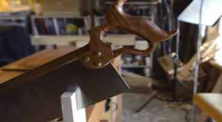 Tenon Saw Used For