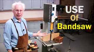 What is a Bandsaw Used-for