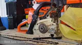 electric-chainsaw-maintenance