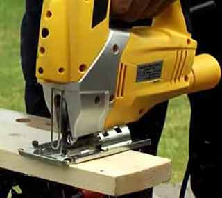 Woodworking Jigsaw Tool